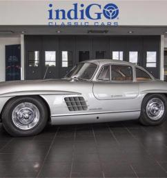large picture of 55 300sl gullwing coupe j4h3 [ 1280 x 960 Pixel ]