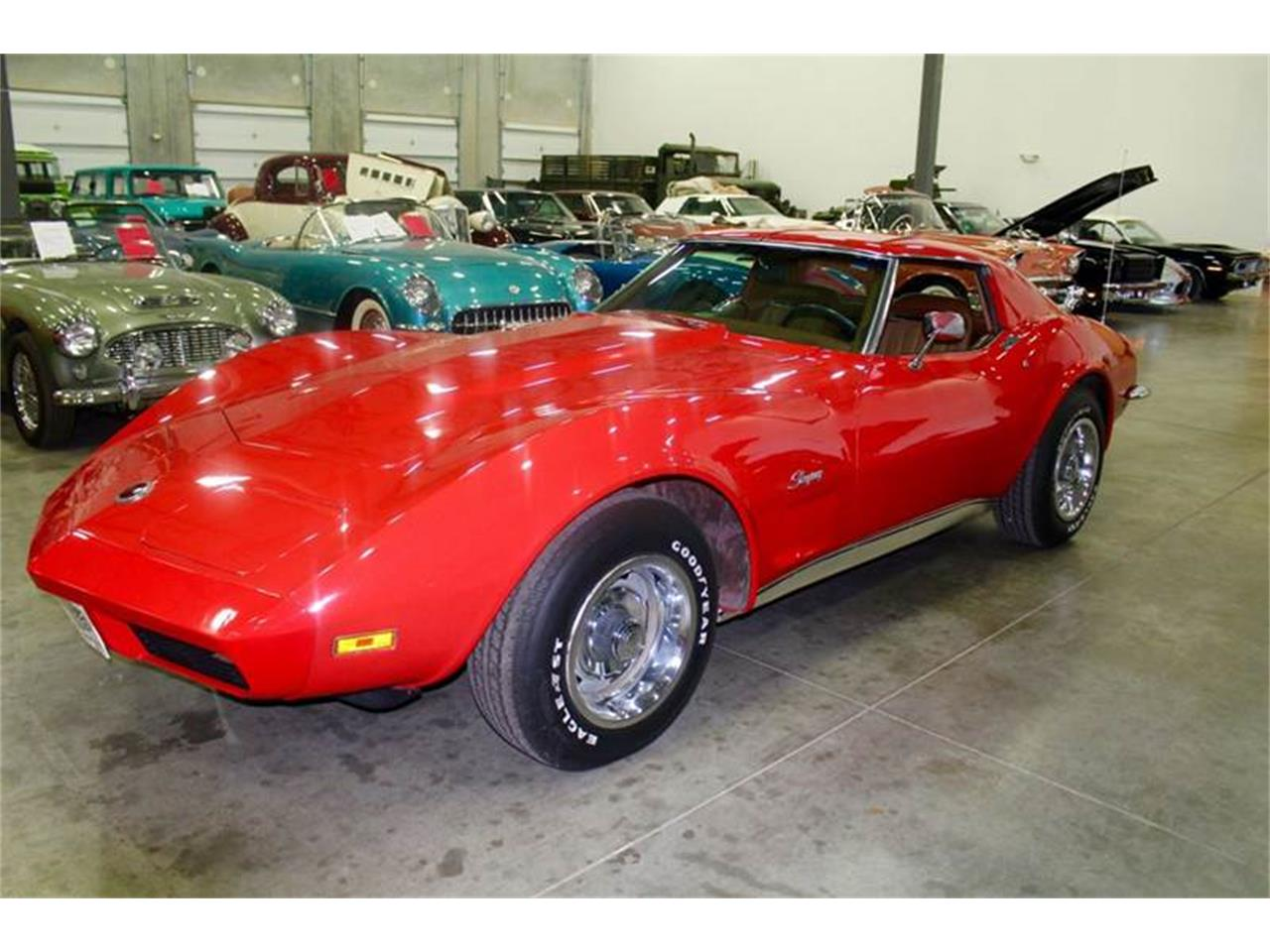 hight resolution of large picture of 73 corvette j30t