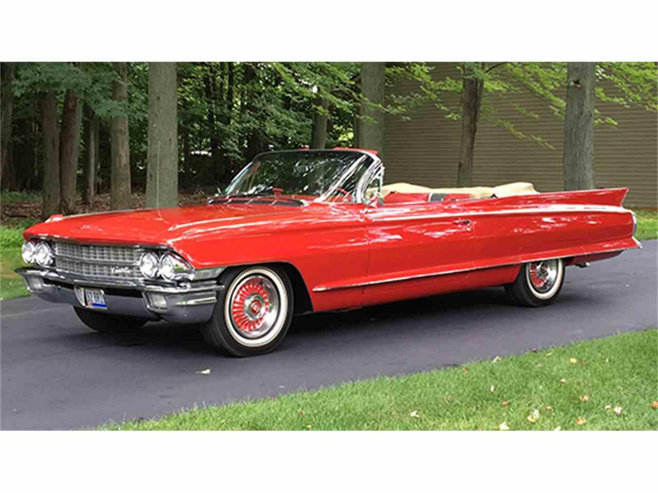 1962 Cadillac El Dorado