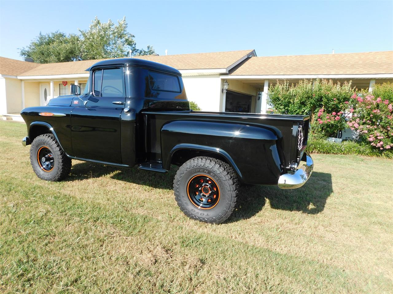 hight resolution of large picture of 57 chevrolet pickup 3100 original napco 4x4 drive offered by classic car