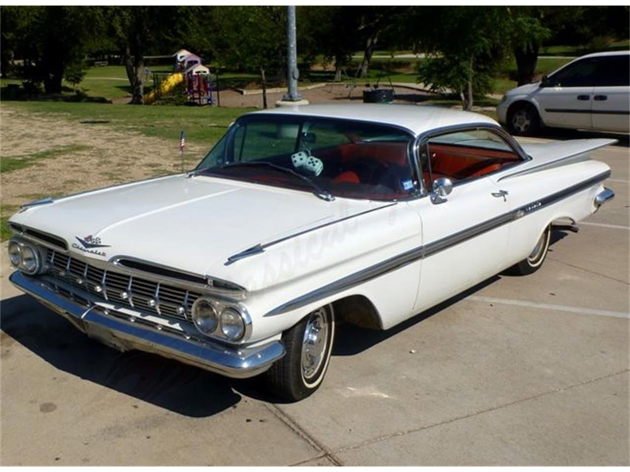 hight resolution of large picture of 59 impala jkdd
