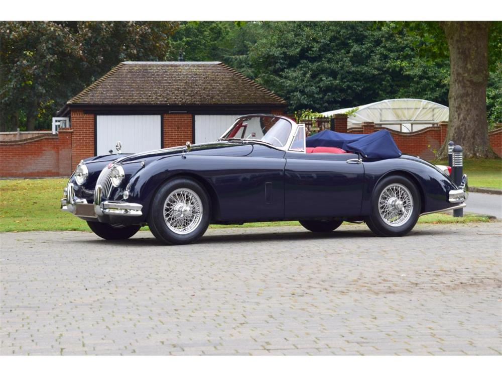 medium resolution of large picture of classic 58 xk150 located in uk offered by coys jlkz