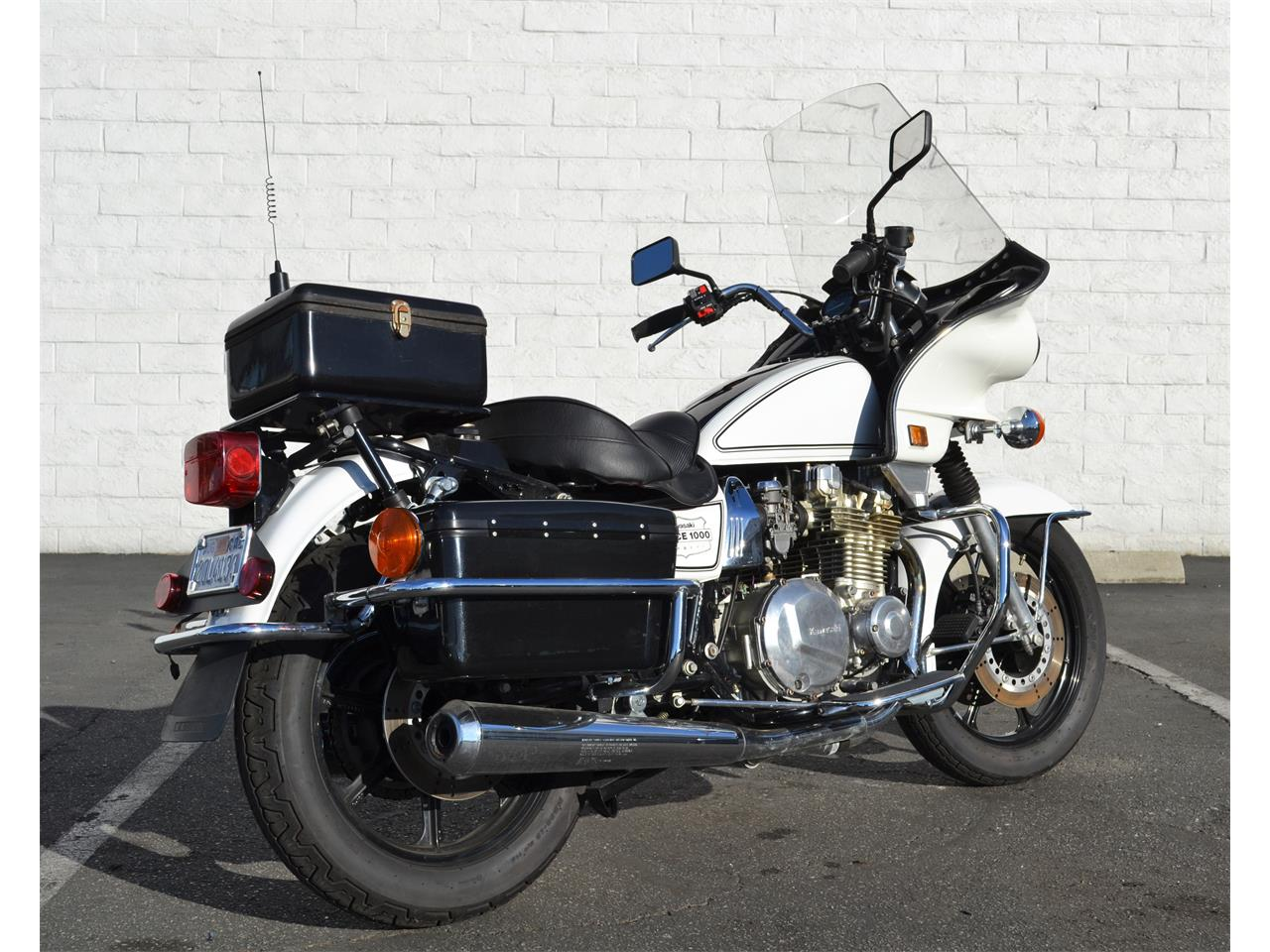 hight resolution of large picture of 1989 kz1000p located in carson california 3 000 00 offered by back in the