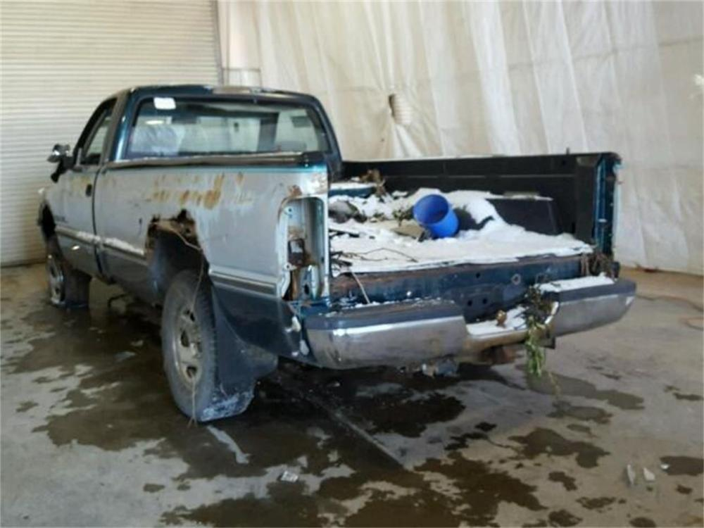 medium resolution of large picture of 95 ram 1500 k756