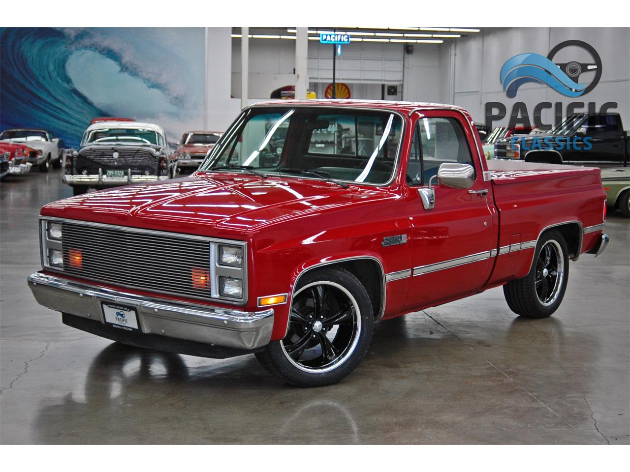 hight resolution of large picture of 87 sierra k959
