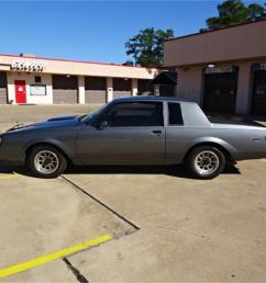 buick regal t type 1987 buick regal t type for sale classiccars com cc [ 1280 x 960 Pixel ]