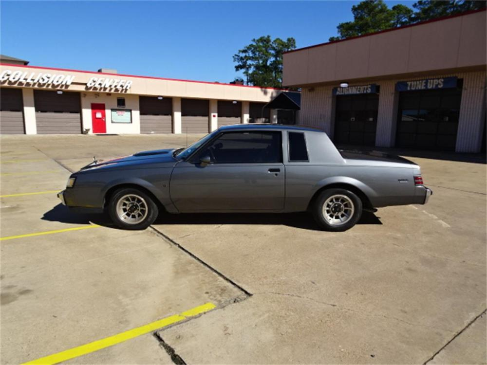 medium resolution of buick regal t type 1987 buick regal t type for sale classiccars com cc