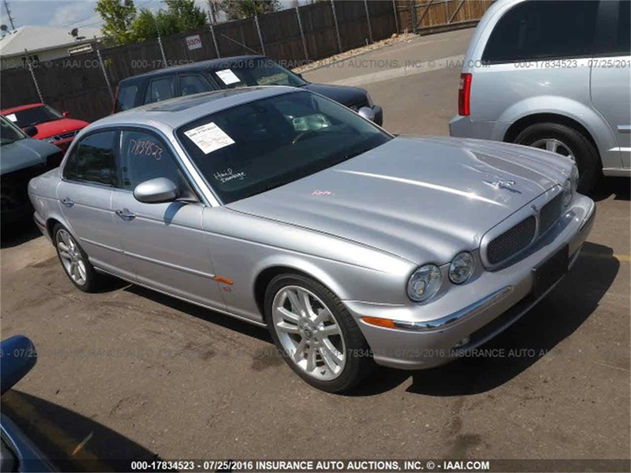 hight resolution of large picture of 04 jaguar xjr located in online auction vehicle offered by sca