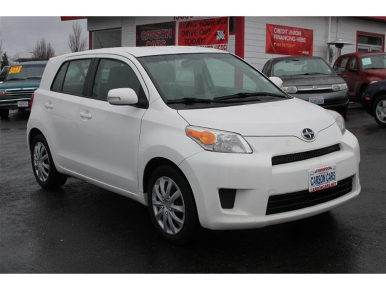 hight resolution of large picture of 2008 scion xd located in washington 7 995 00 kn8e