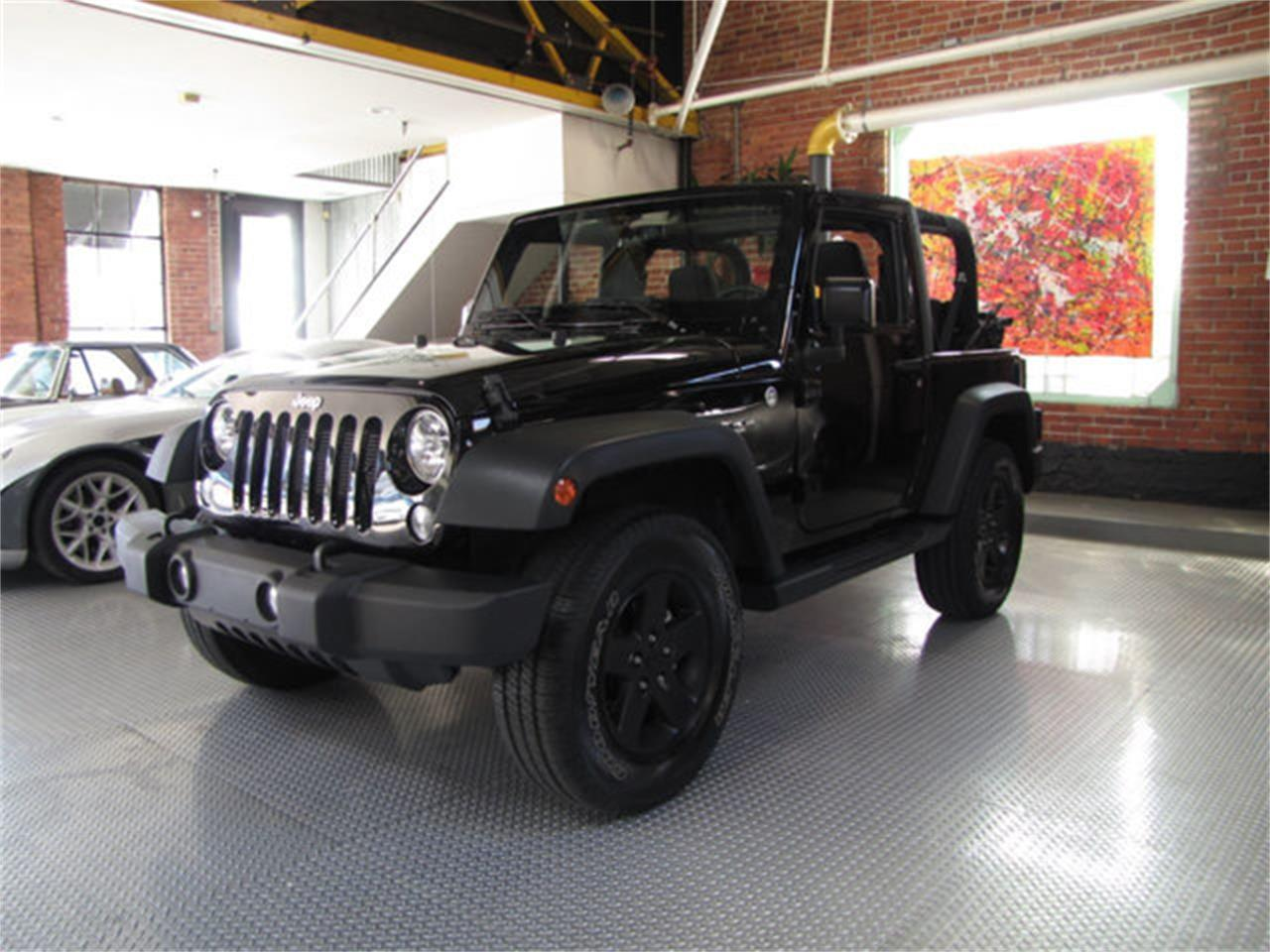 hight resolution of large picture of 2015 jeep wrangler located in california kw1k