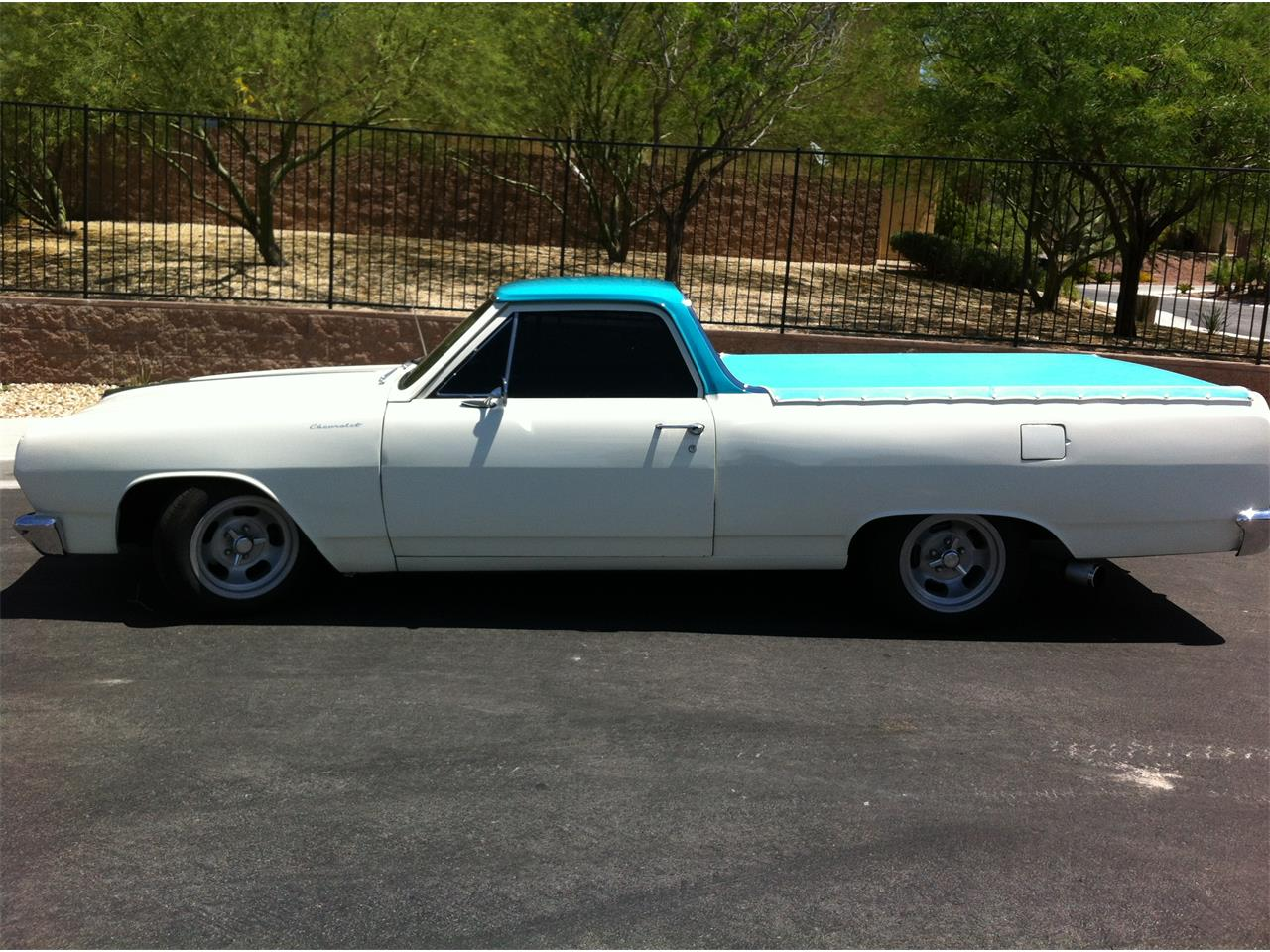 hight resolution of large picture of 65 el camino l022