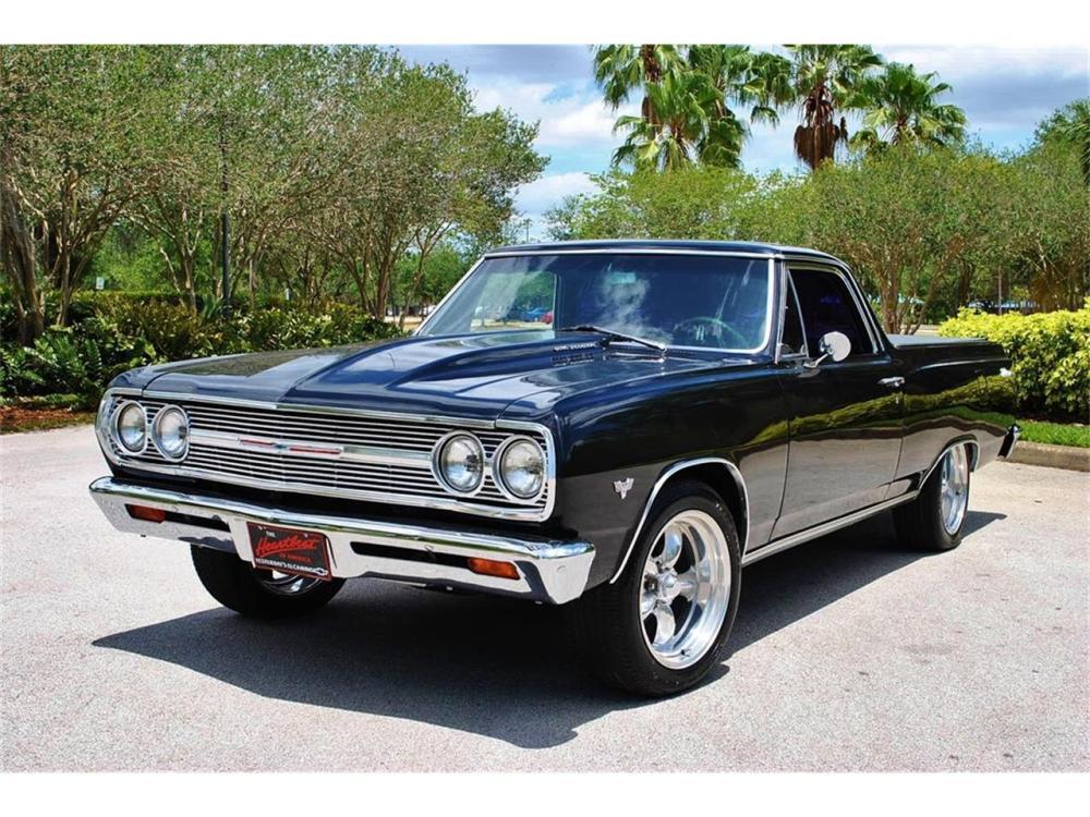 medium resolution of large picture of 65 el camino l16a