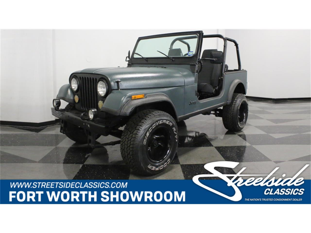 hight resolution of large picture of 82 cj7 l21m