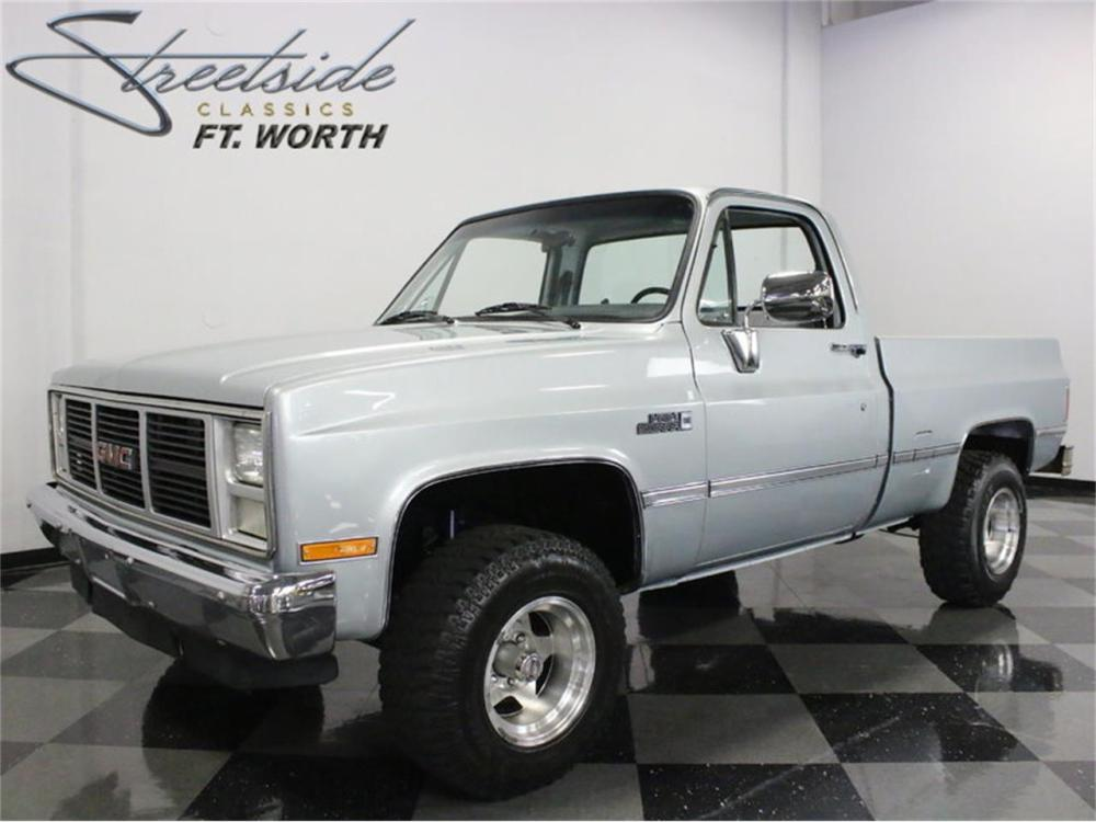 medium resolution of large picture of 87 gmc 1500 high sierra 4x4 21 995 00 l2e1