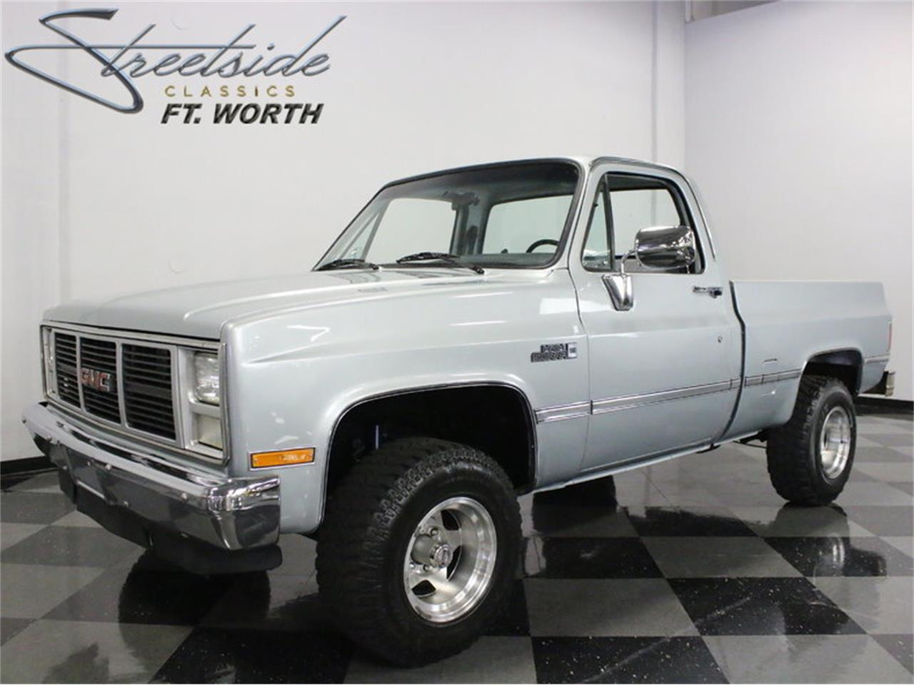 hight resolution of large picture of 87 gmc 1500 high sierra 4x4 21 995 00 l2e1