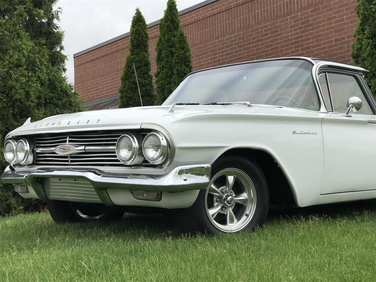 hight resolution of large picture of classic 1960 chevrolet el camino located in illinois l4h3