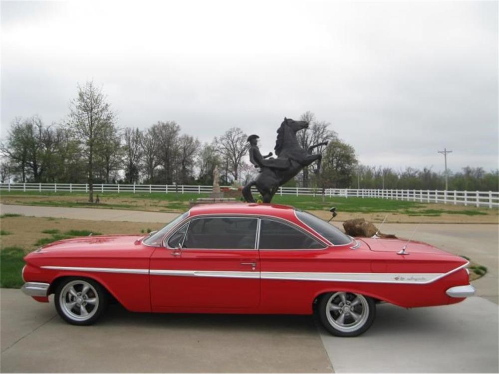 medium resolution of large picture of 61 impala l66a