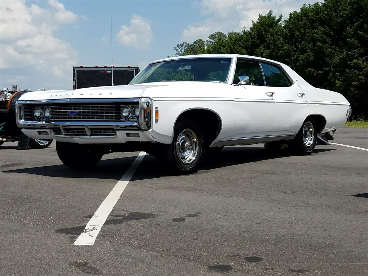 hight resolution of large picture of classic 69 caprice located in north carolina offered by a private seller
