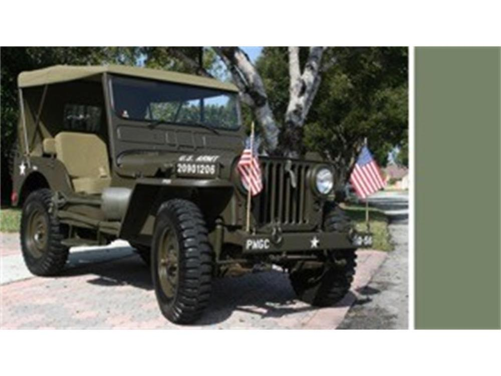 medium resolution of large picture of 52 military jeep l9rd