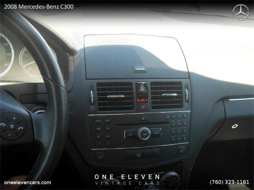 small resolution of large picture of 08 c300 3 0l sport laus