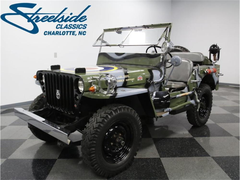 medium resolution of large picture of 45 mb military jeep l88x