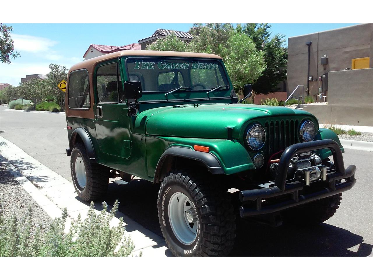 hight resolution of large picture of 77 cj7 lbhy