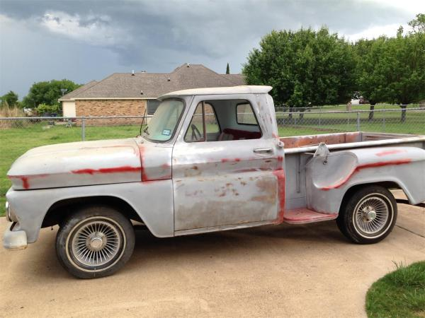 1966 Chevy Truck For Sale Craigslist - Year of Clean Water