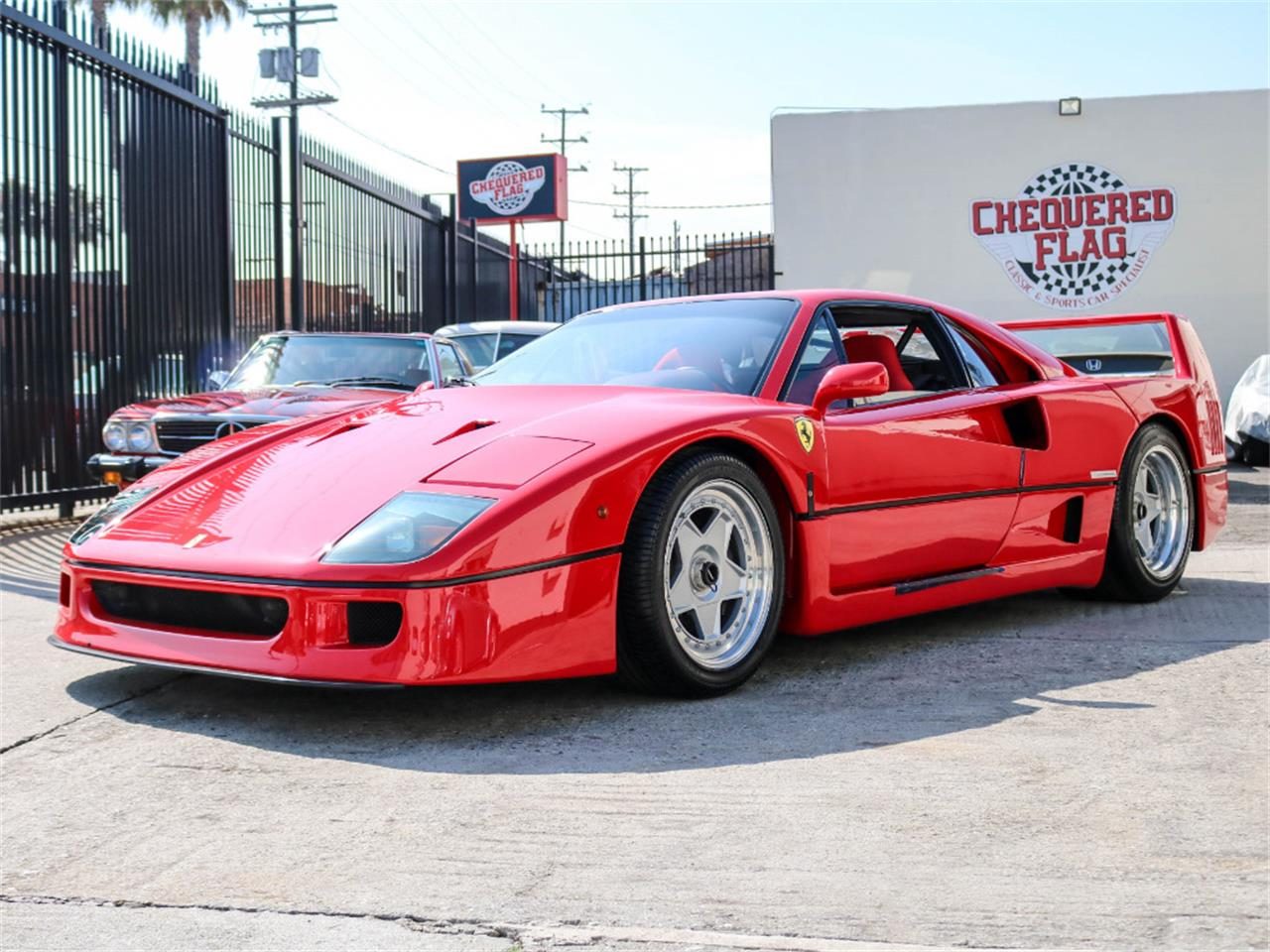 hight resolution of large picture of 91 f40 leic