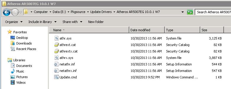 Update a device driver Configuration Manager 2012 - CCMEXEC.COM - Enterprise Mobility