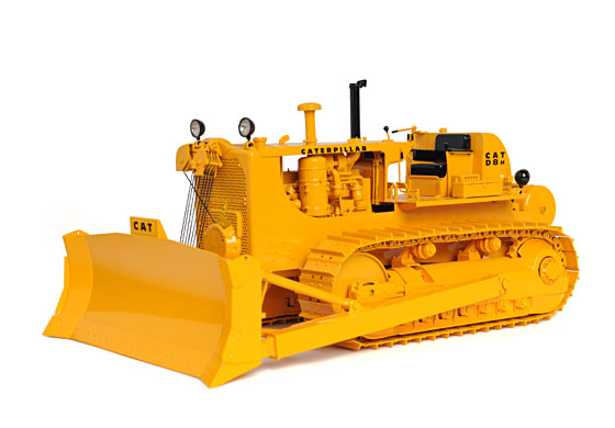 1 24 Caterpillar 174 D8h Track Type Tractor Classic