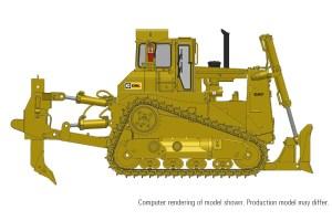 D9L(v2) 9C Cushion Blade & Single-Shank Ripper