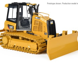 Cat® D5K2 LGP Track-Type Tractor