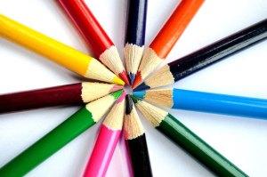 crayons