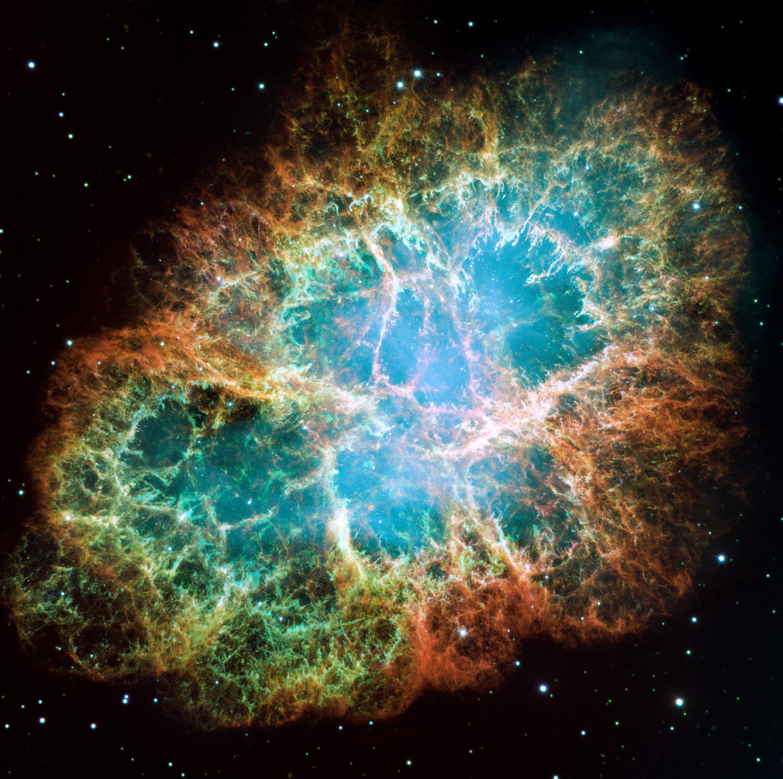 Galáxia - imagem Hubble