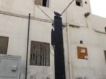 Birds Shadows or My Shadow, Installation, Ali Najim (Bahrain)