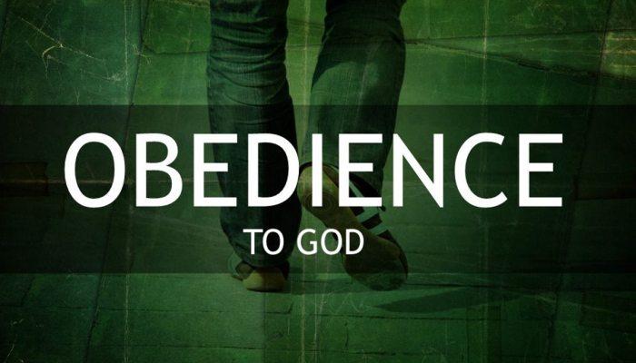 Pozostańmy posłuszni!