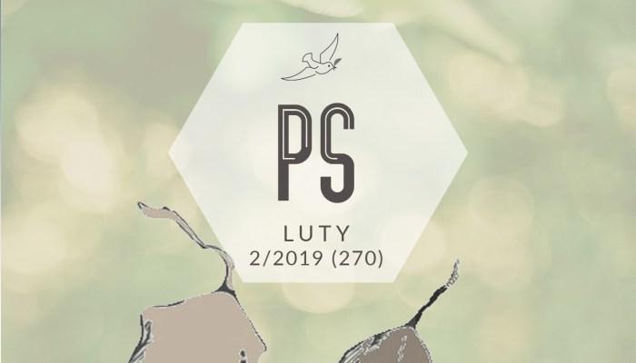 """Luty 2019 – """"Towarzystwo wierzącego"""""""