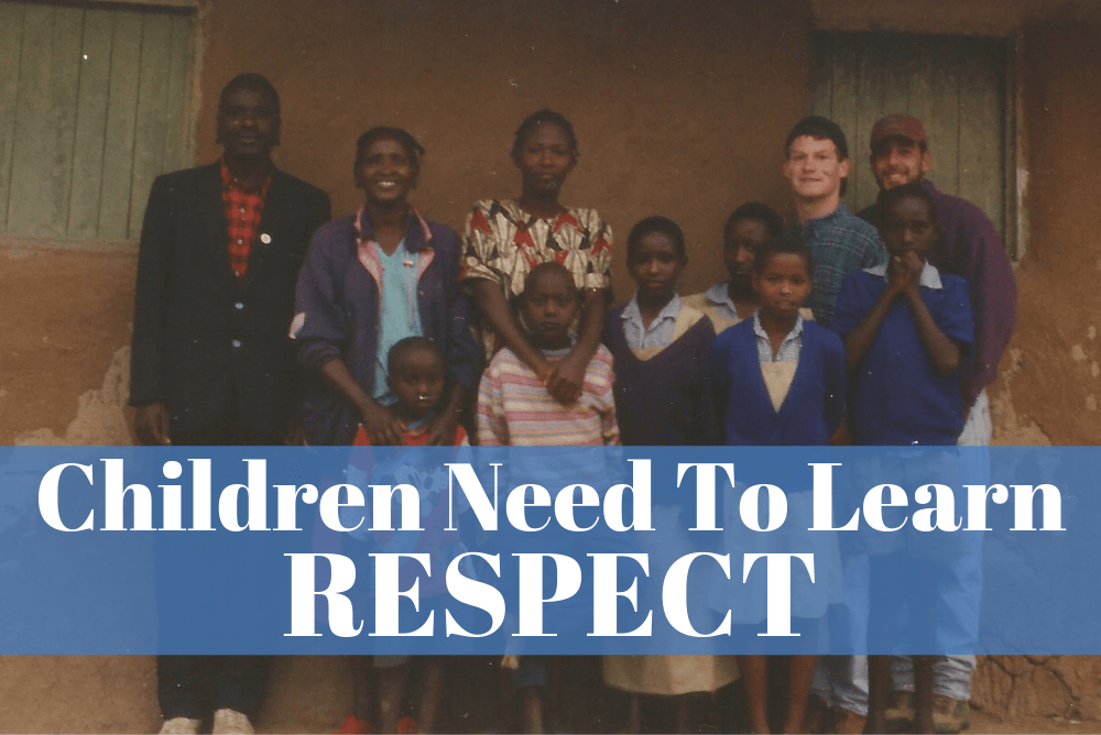 Children Need To Learn Respect