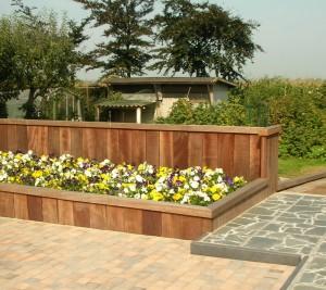 c co garden design