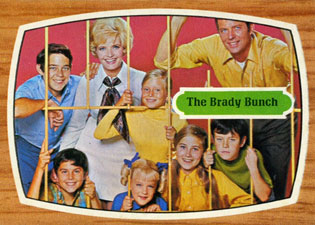 1971 Topps Brady Bunch Checklist Set Info Buying Guide More