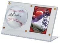 Ultra Pro Baseball Memorabilia Holders, Bats, Balls, Hats ...