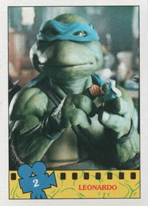 Teenage Mutant Ninja Turtles Trading Cards History and Guide