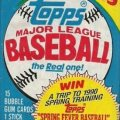 Visual history of topps baseball wrappers 1951 2011