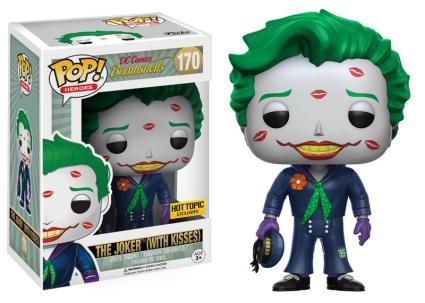 Funko Pop Joker Figures Checklist Image Gallery