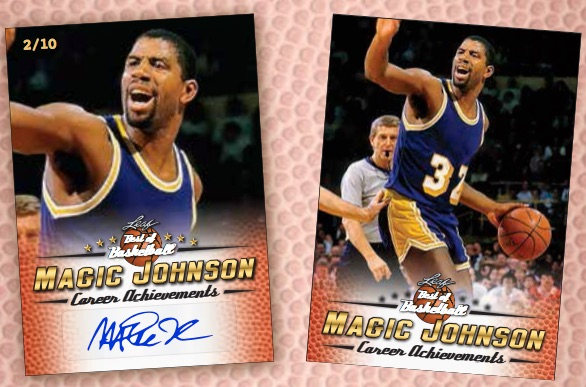 201617 Leaf Best of Basketball Checklist Set Info Boxes