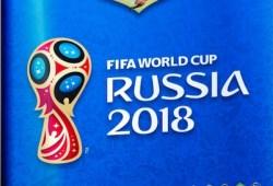 World Cup 2018 Album Panini Amazon