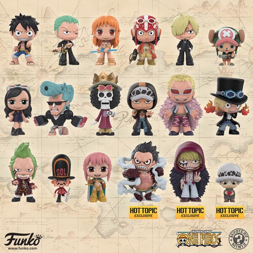 We're the largest funko community on reddit. Funko One Piece Mystery Minis Checklist, Exclusives List ...