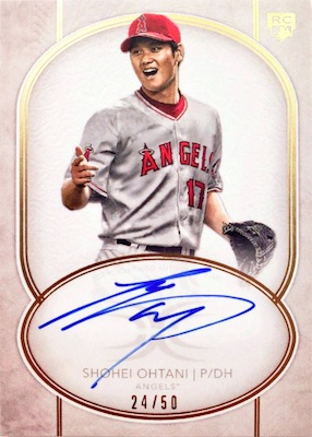 Shohei Ohtani Rookie Cards Checklist, Top Guide, Gallery ...