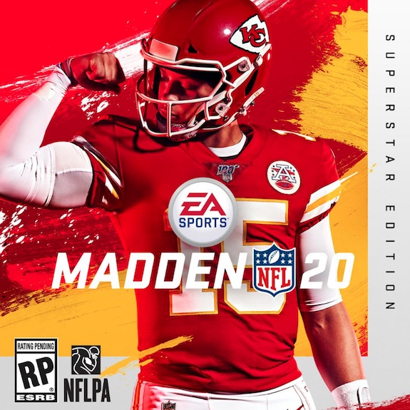 Madden NFL Covers Through the Years Gallery History