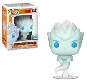 POP ANIMATION DRAGON BALL Z GOTENKS Super Ghost Kamikaze Attack  SDCC 2019 VF 634